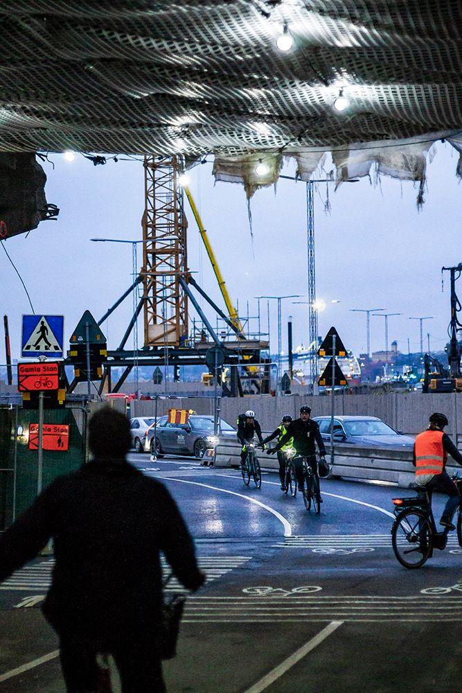 Hallå cyklist! Hur var dagens pendling? Del 8 | Sida 345