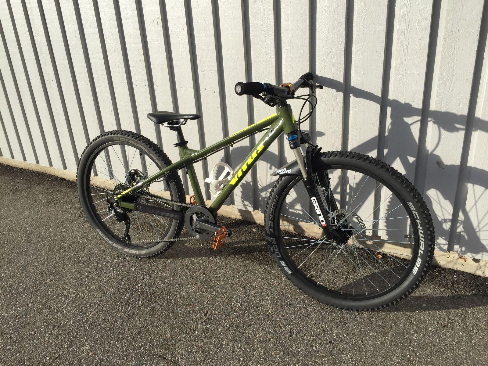 26 tum cykel hur lång