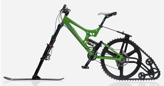 vinterdäck cykel