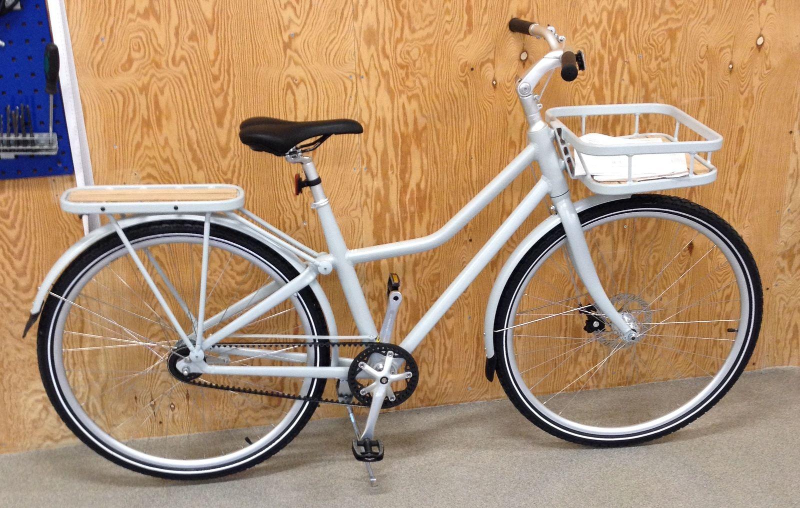 ikea cykel sladda