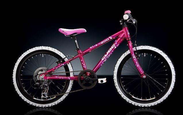 cykel 6 åring