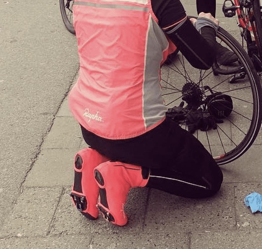 vilka pedaler till racer