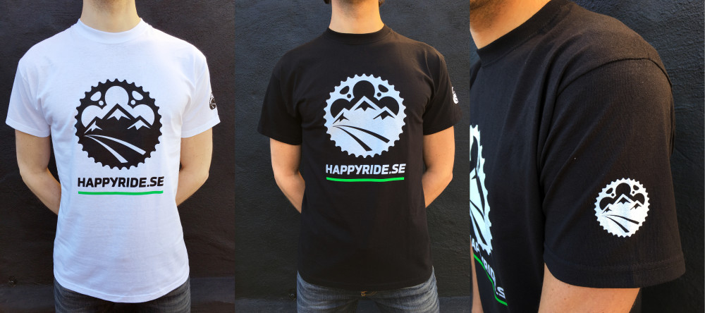 Happyride T-shirts
