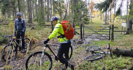 Välbehövlig paus i cykeltestandet
