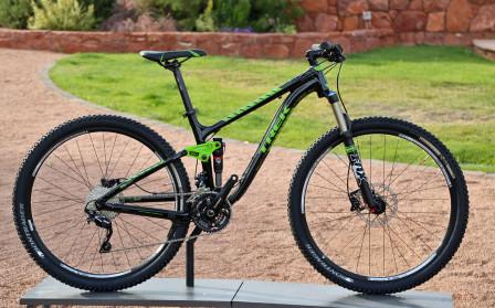 Fuel EX 29 7.  Pris 24 999 kr.