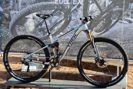 Fuel EX 29 9.  Pris 37 999 kr.