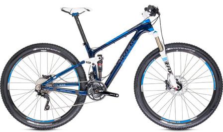 Fuel EX 29 9.7.  Pris 36 999 kr. Foto: Trek