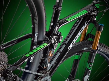 Fuel EX green. Foto: Trek