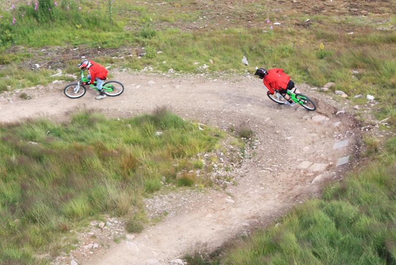 Familje-downhill i Sälen – Happyride.se