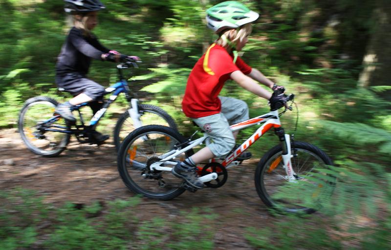 Mountainbike för barn | Mountainbikeskolan