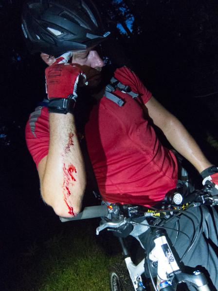 Blod (foto: Aron Gooch)