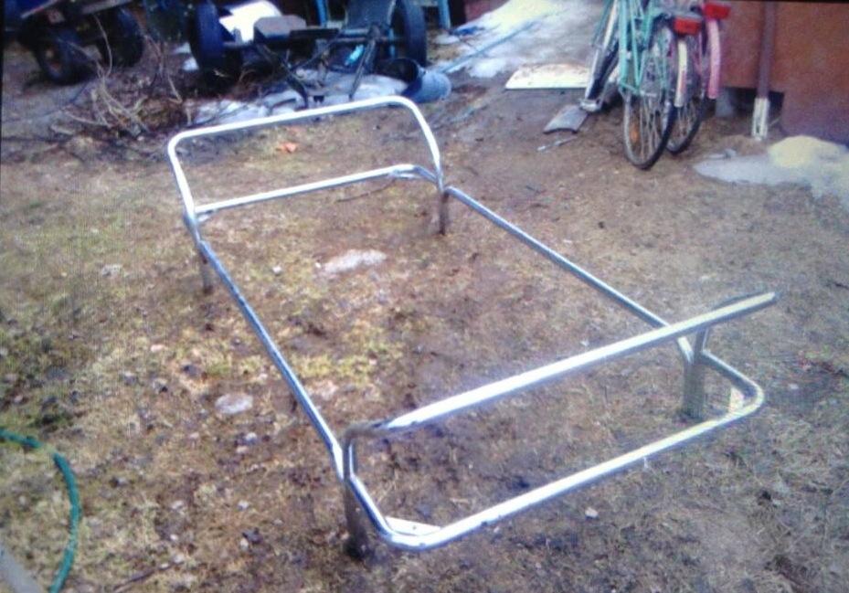 Blivande cykel