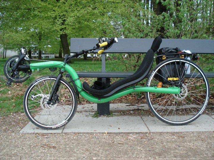 hur fungerar en cykel