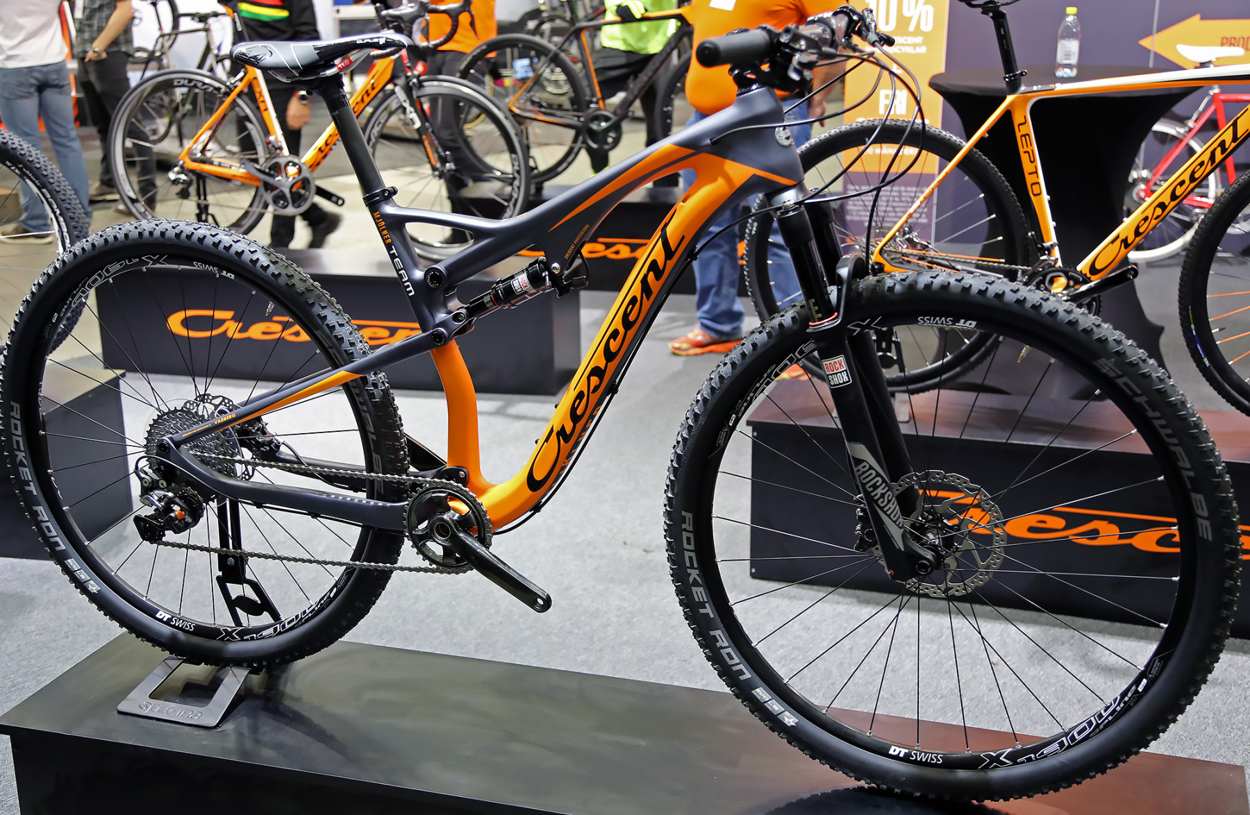 Sweden Bike Expo 2016 – Crescent – Happyride.se