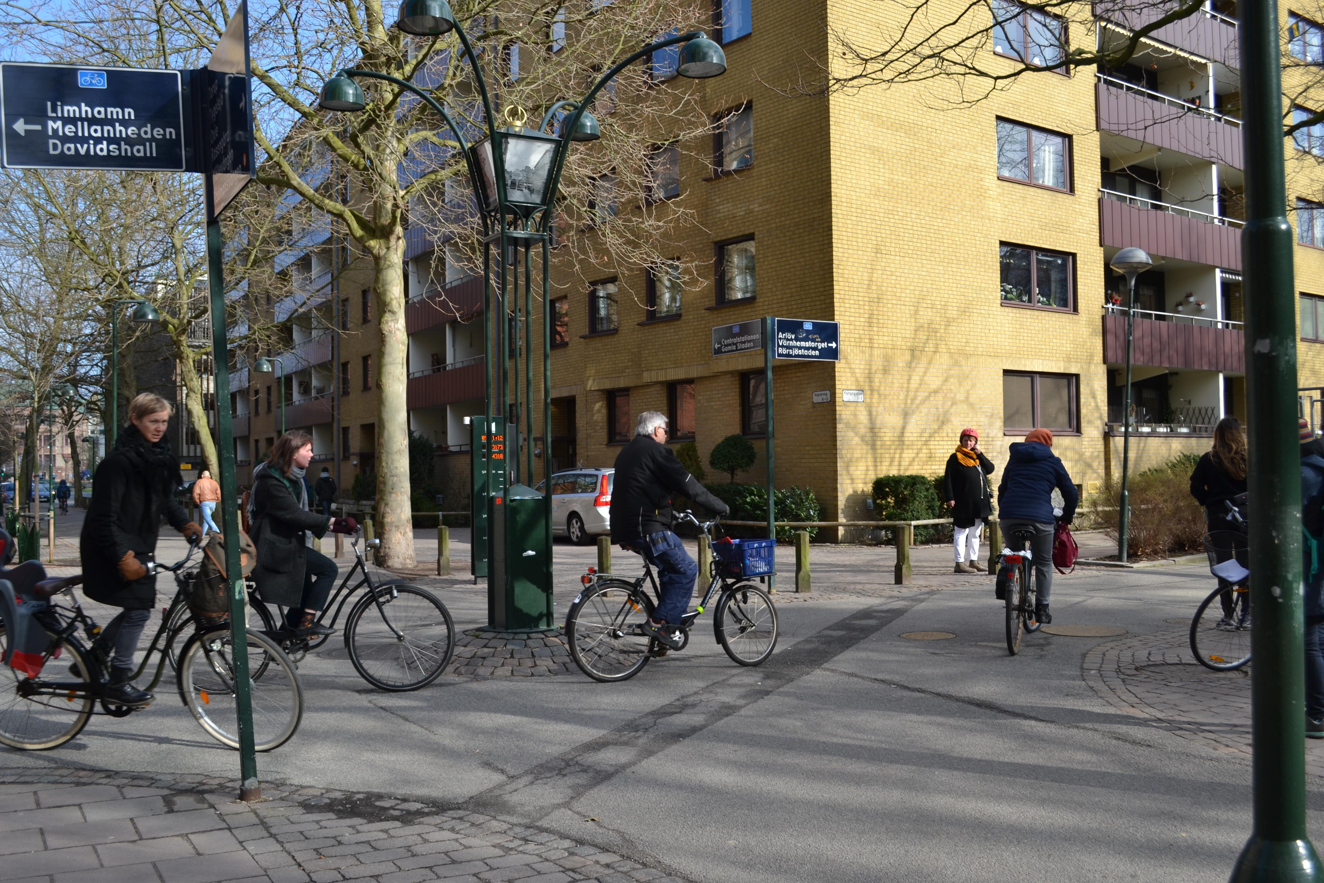 Kaptensgatan i Malmö