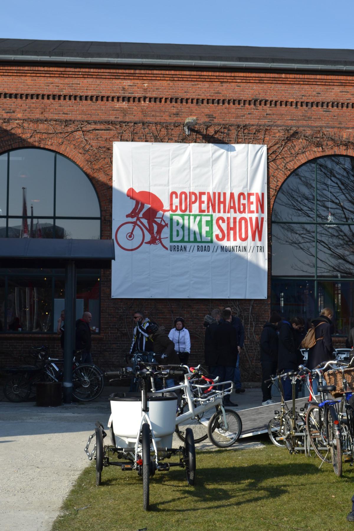 Copenhagen Bike Show 2016 – Happyride.se