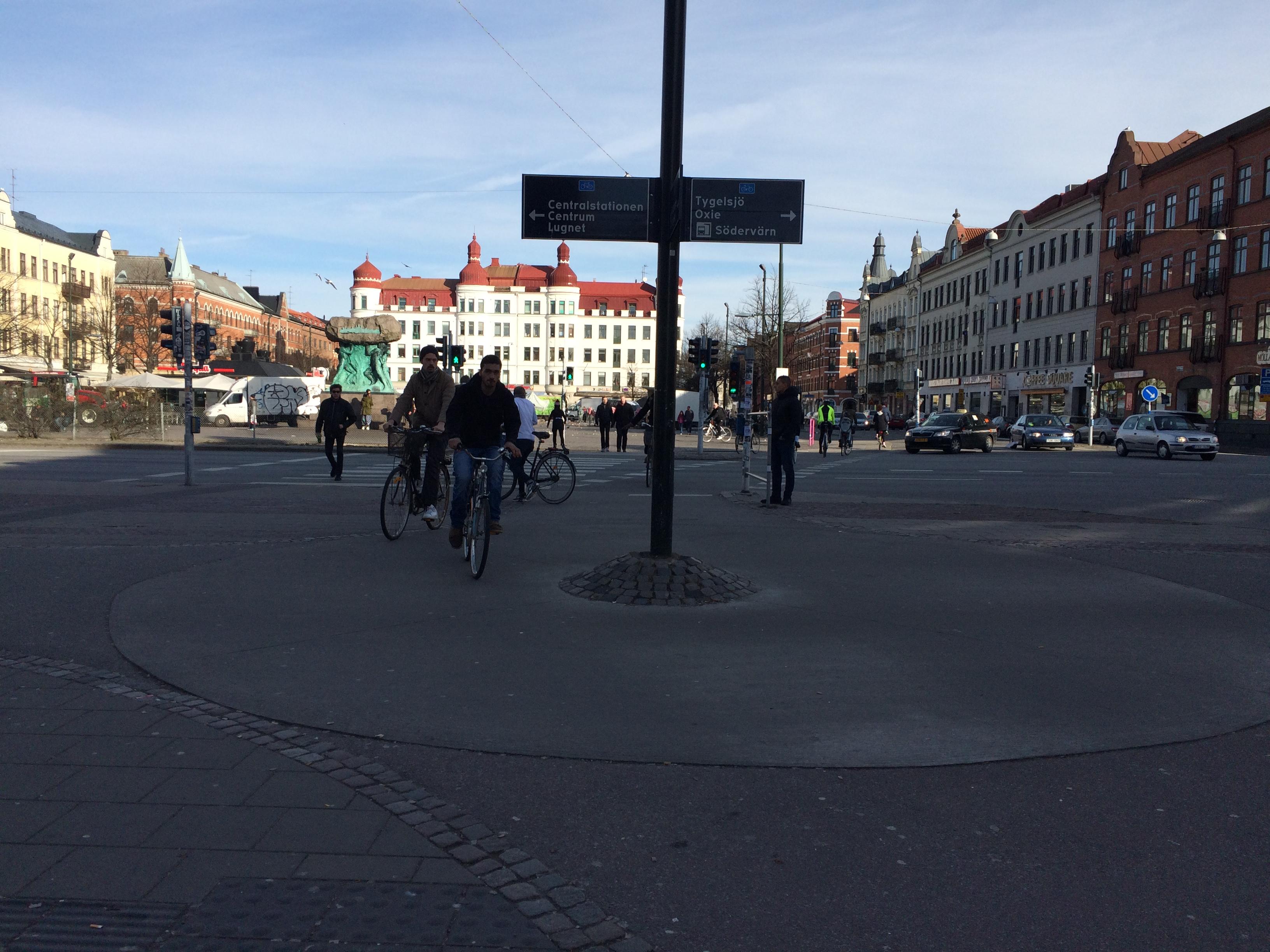 Möllevången i Malmö