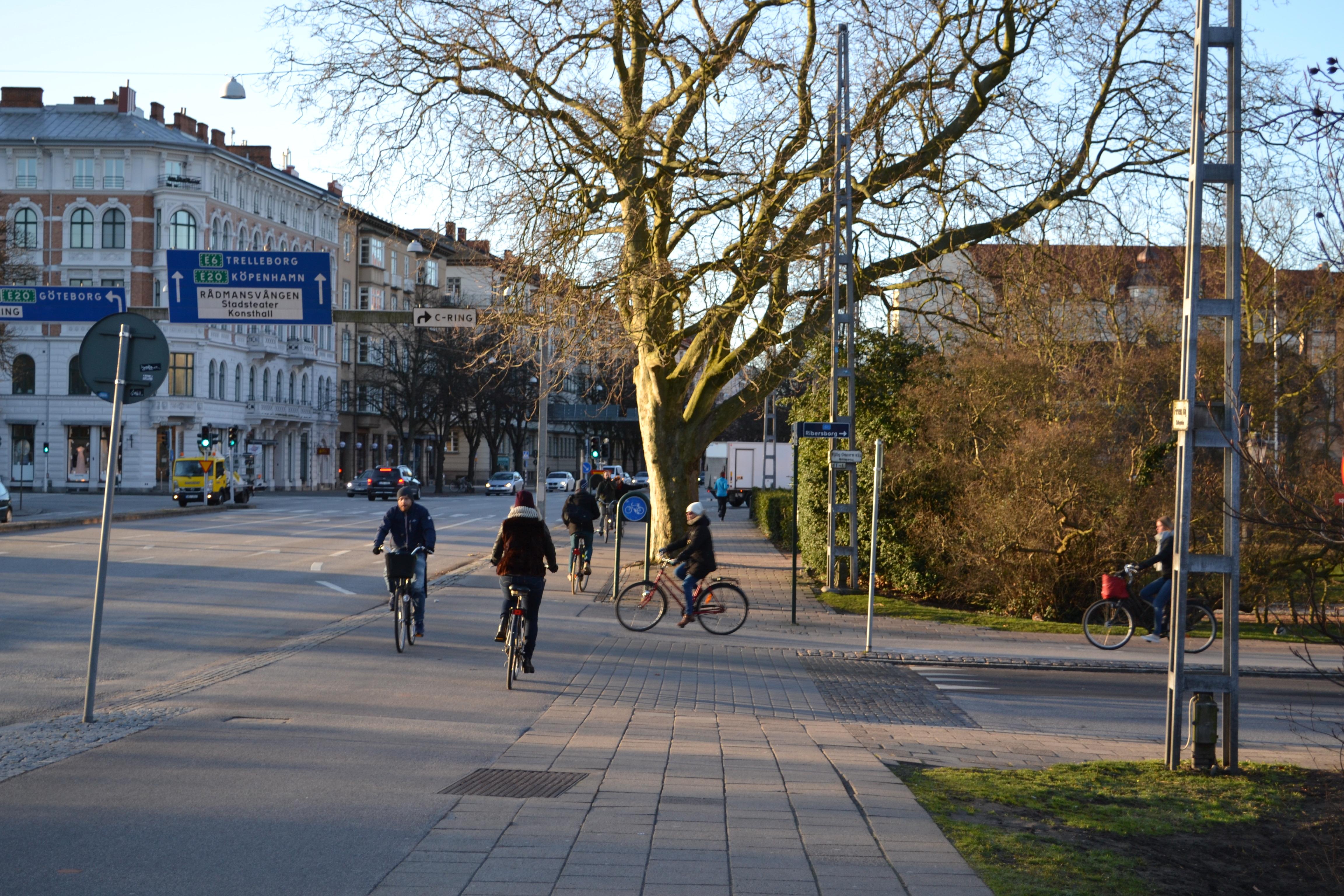 Cykelpassage