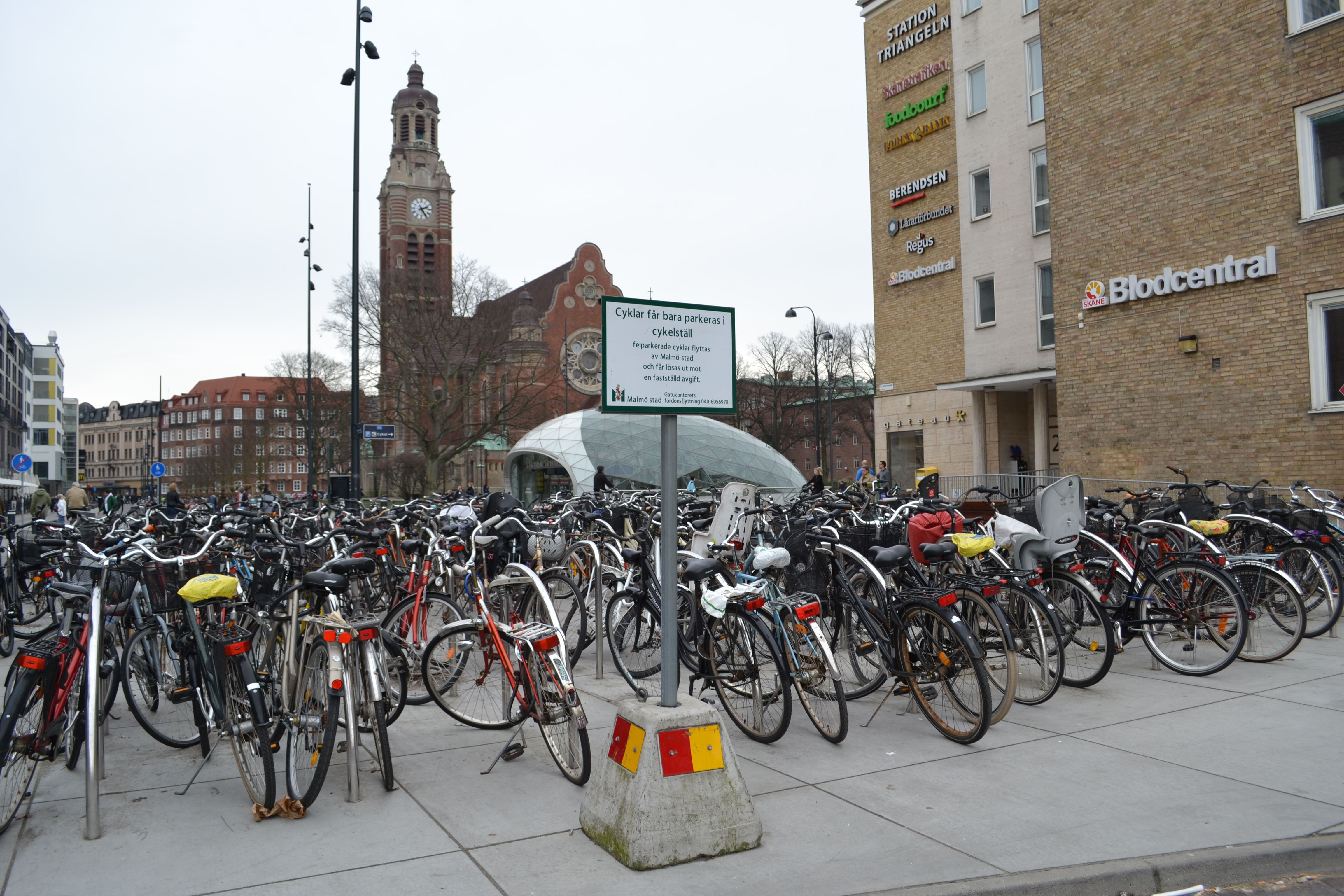 Reglering av parkering