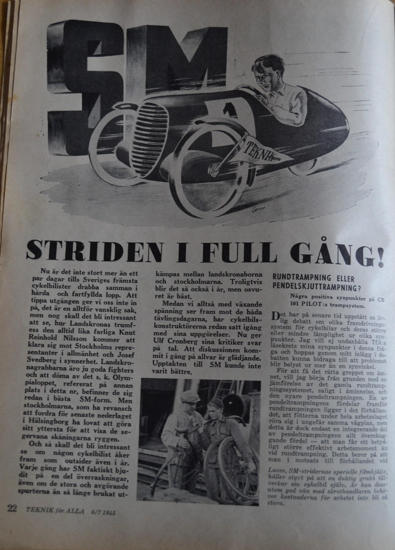 Teknik för alla Nr 14, 1945