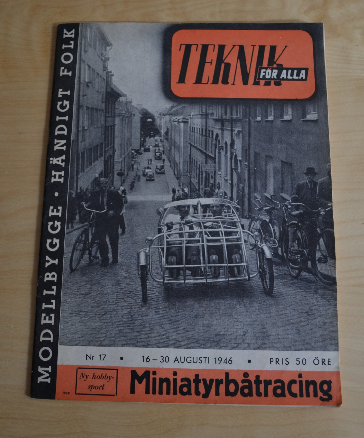 Teknik för alla nr 17, 1946