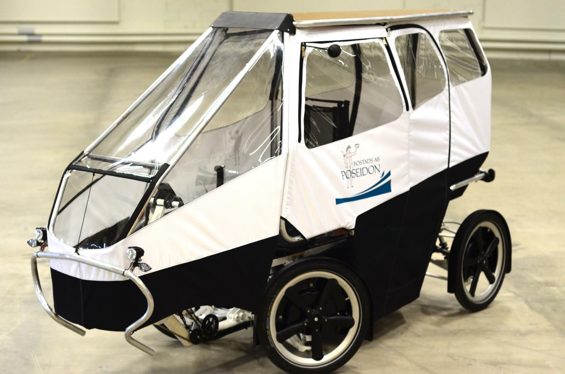 Velove Armadillo two-seater