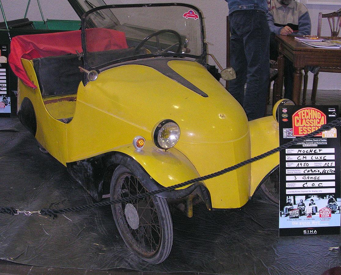 Mochet microbil 1950