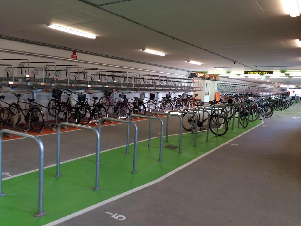 Bike & Ride Malmö C
