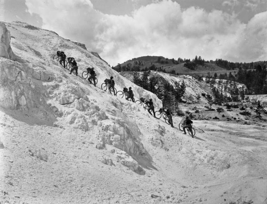 "Картинки по запросу ""25th infantry regiment yellowstone national park"""