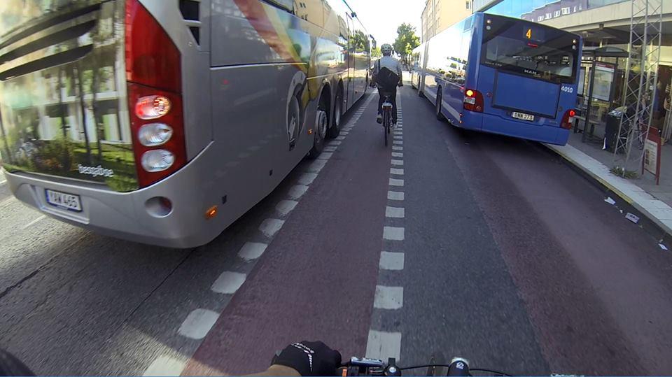 Upplevd trygghet i trafiken