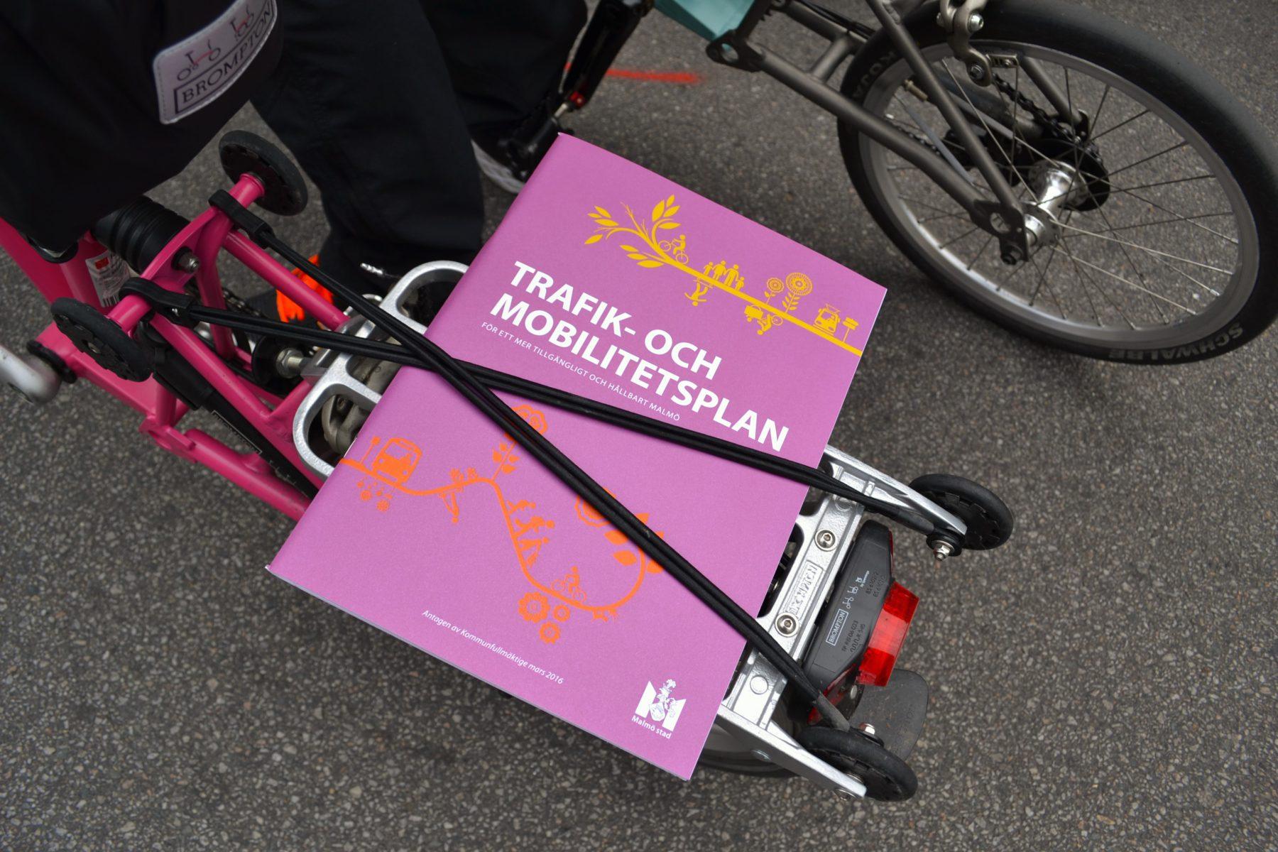 Information om cykelinfrastruktur