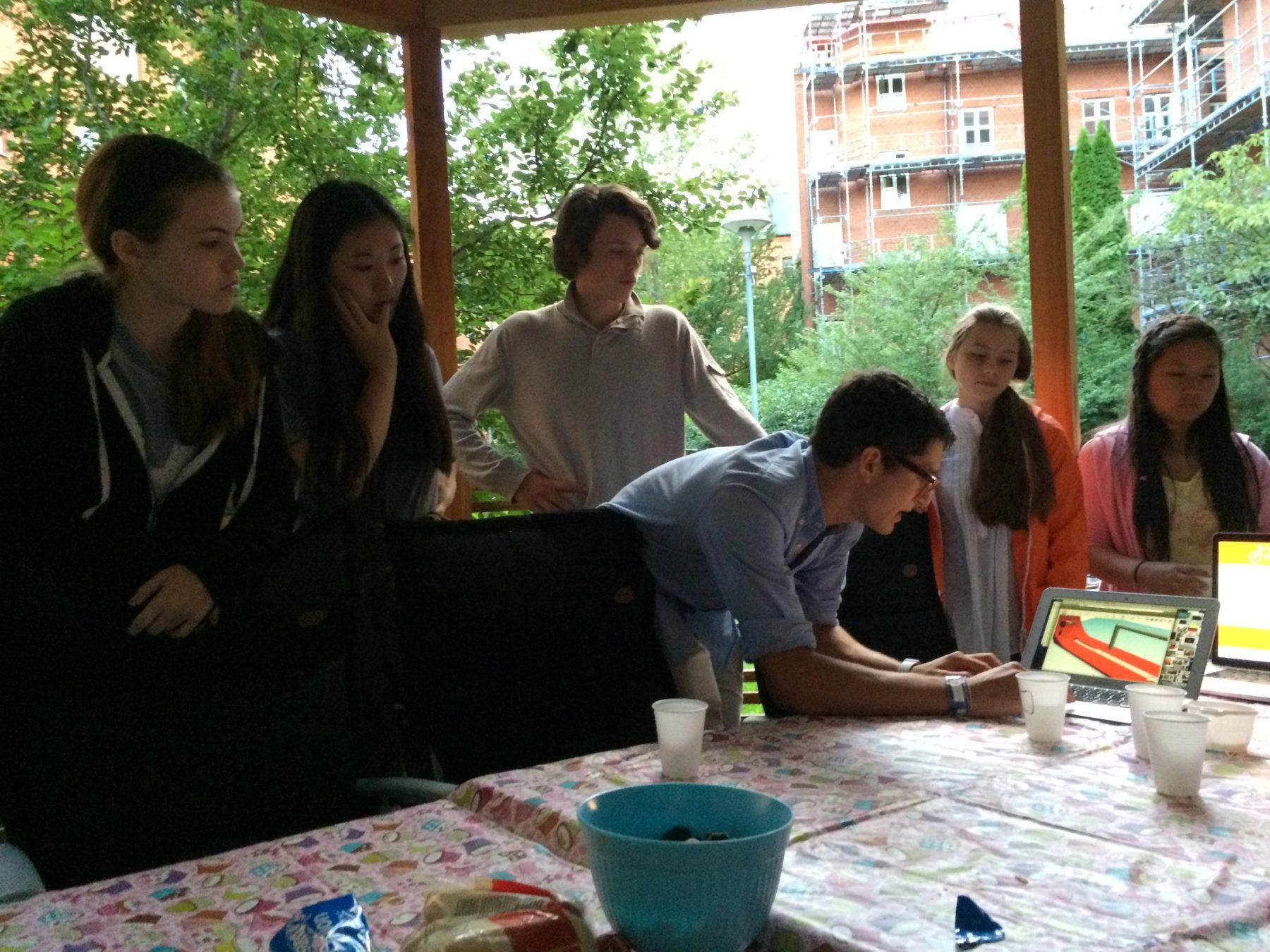Presentation av projektarbete