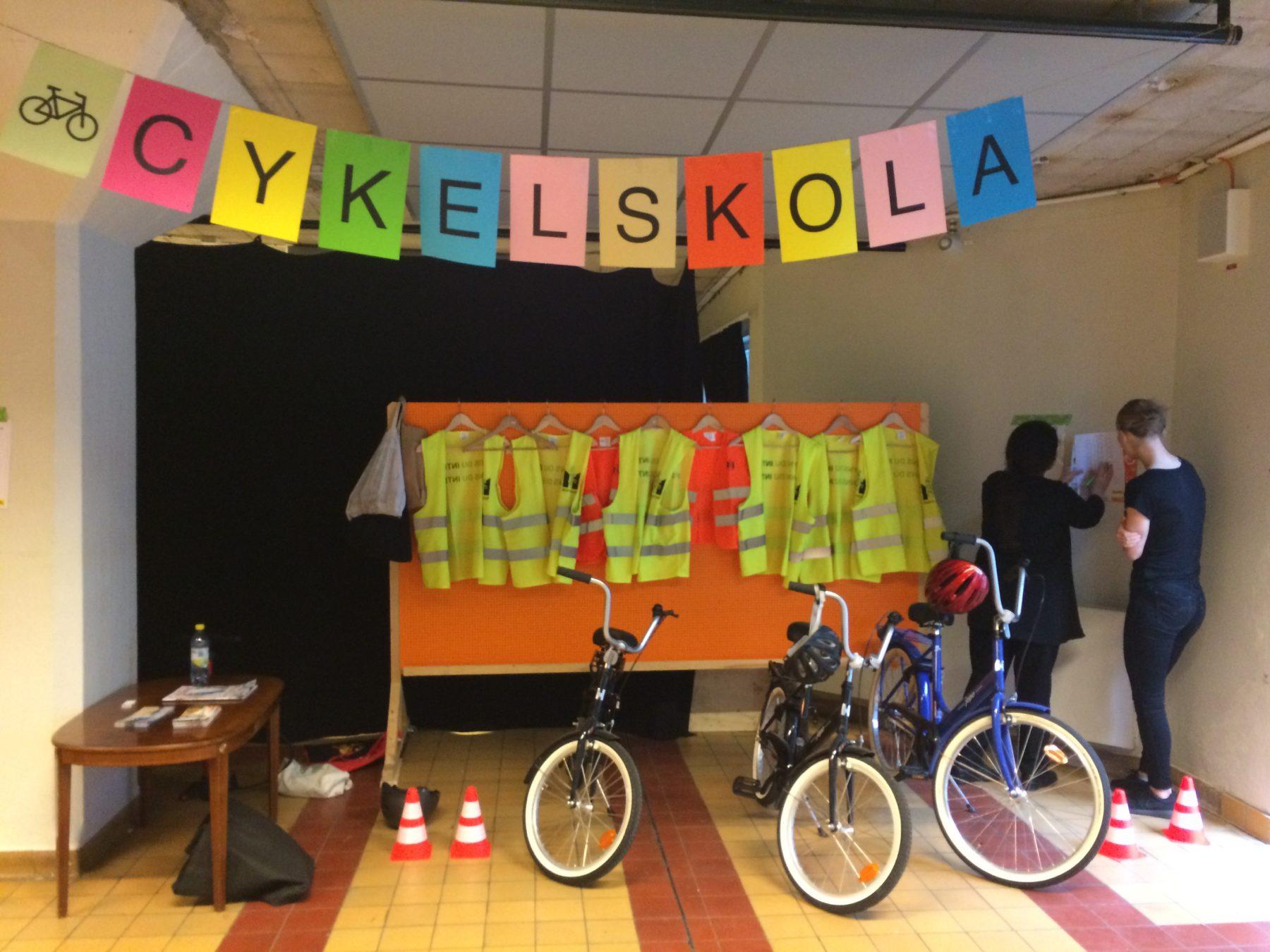 Cykelskola för vuxna