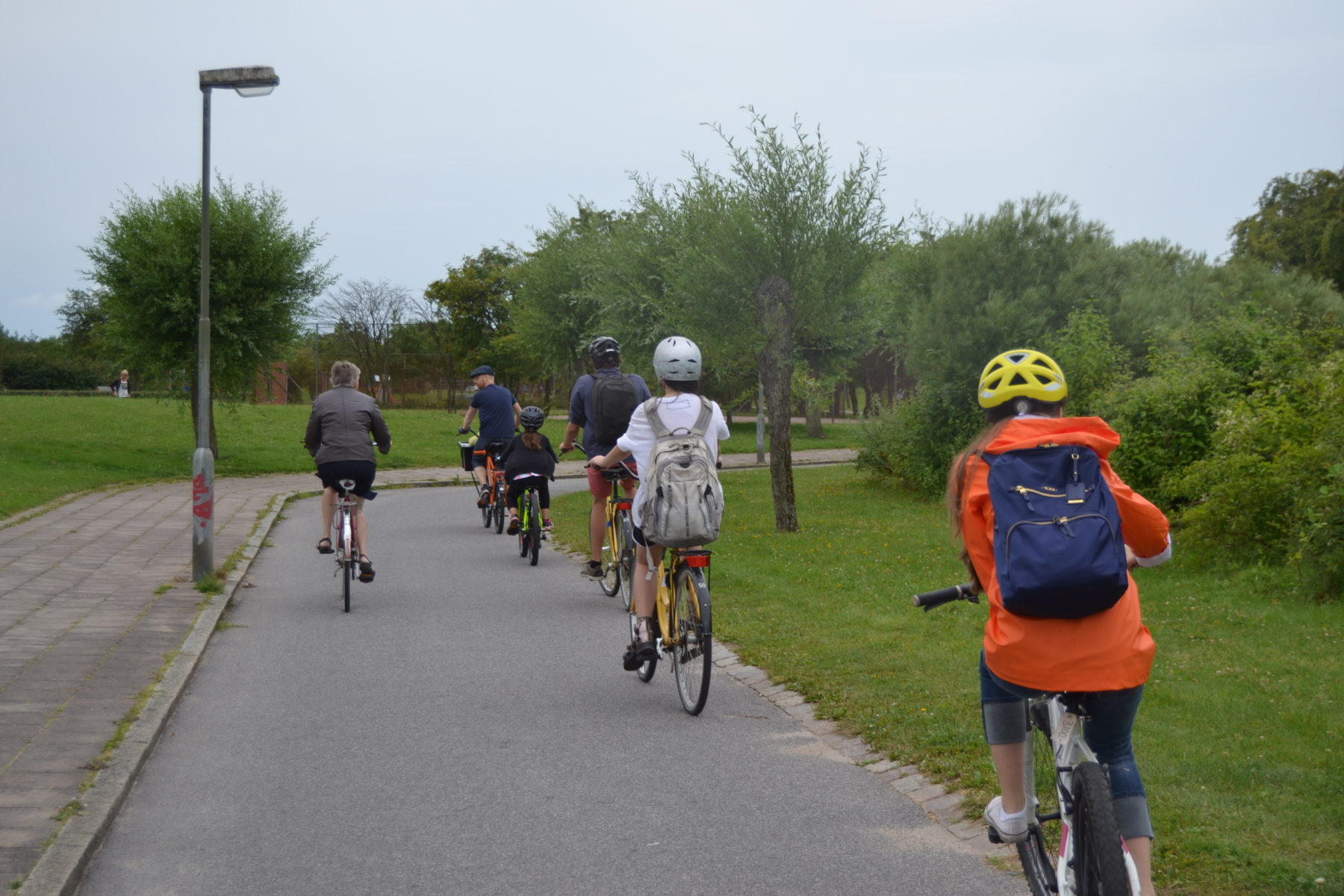 Cykeltur i Malmö