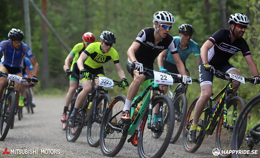 lämplig cykel för cykelvasan