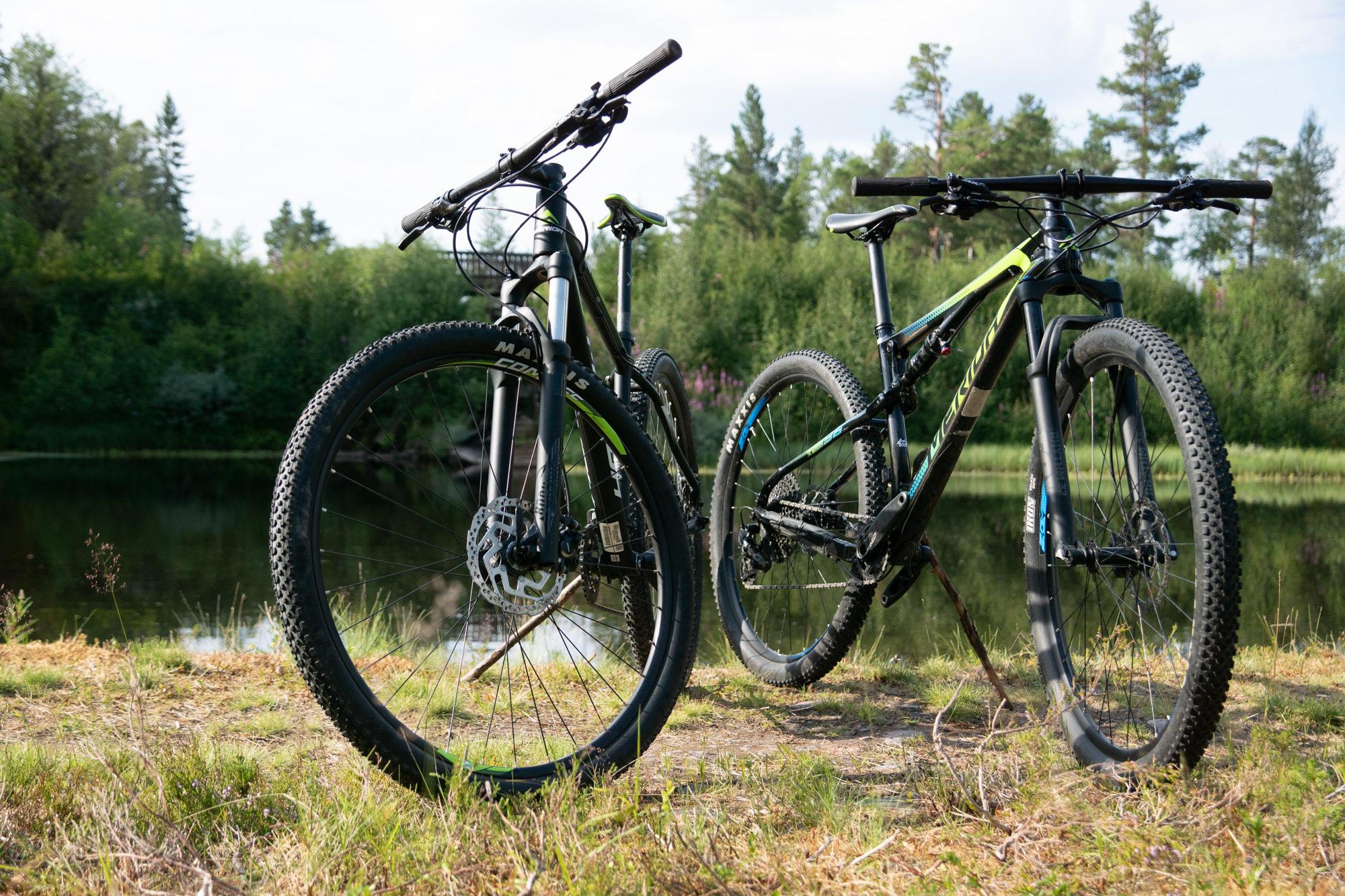 bra mtb cykel